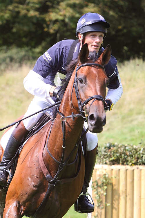Golden opportunities with William Fox-Pitt and Petplan Equine