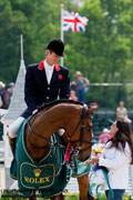 William Fox talks about the show jumping season